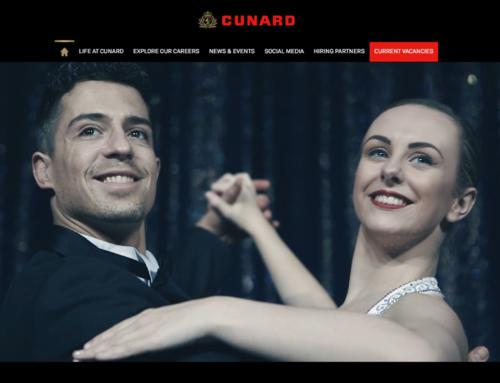 Cunard Career Website