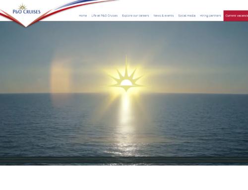 P&O Career Website