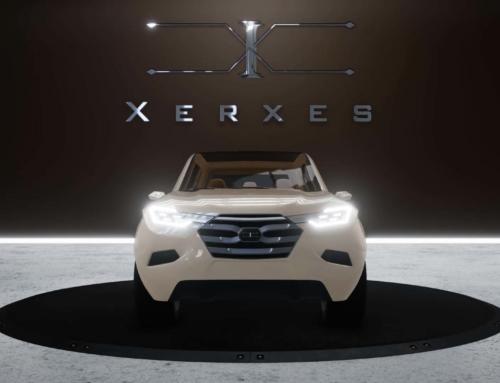Xerxes Teaser