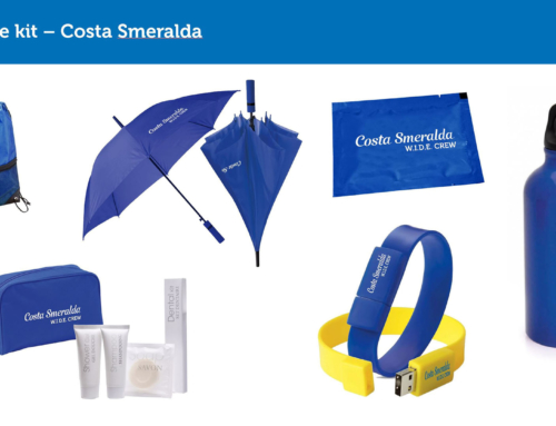 Welcome Kit Costa Smeralda