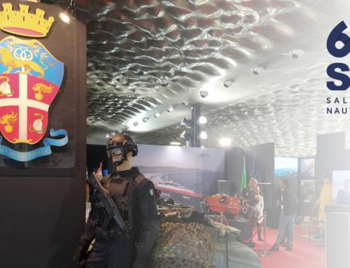 Stand Arma dei Carabinieri – Salone Nautico 2020